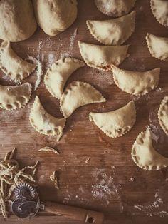 Italian street food: apulian panzerotti by gourmet project