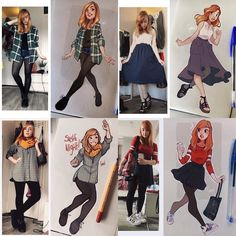 Outfit & art goals @Cyarine is a major bae.. (All art is by the tagged artist) #Cyarine #OOTD by guardianrabbz