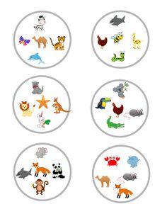http://waytomasterenglish.blogspot.com/ dobble, animals, kids, children, young learners, game, vocabulary