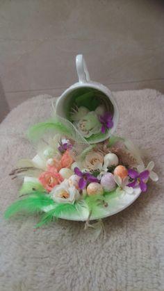 Wielkanocna filiżanka