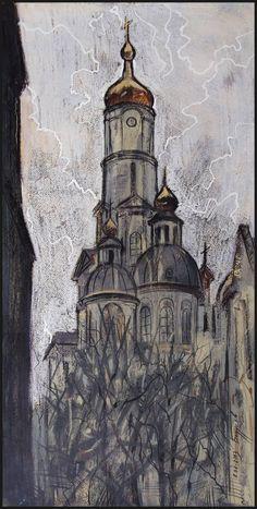 THE ASSUMPTION CATHEDRAL IN KHARKIV by Badusev on DeviantArt