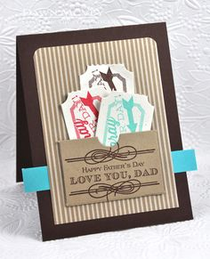 It's Your Day Card by Dawn McVey for Papertrey Ink (April 2013)