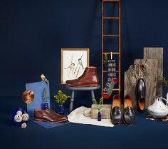 Mr. B's shoes (aldo)
