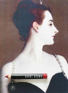 john-singer-sargent-madame-x-portrait #lipcote