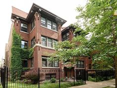 Property 934 West AGATITE Avenue Unit:3, Chicago, IL 60640 - MLS® #09260690 - Top Floor 3 bed, 2 bath condo with bonus office room. Open floor plan featuring hardwood floors throughout, gas firepl