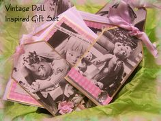 Vintage Threads the lonely doll books