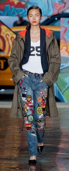 New York Spring 2014 - DKNY