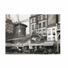 Oh là là!!! Puzzle del Moulin Rouge de 1000 piezas, marca Clementoni