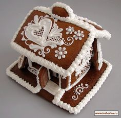 Gingerbread House Template, Gingerbread Houses, Ginger House, Holiday Baking, Xmas, Christmas, Cookie Bars, No Bake Desserts, No Cook Meals