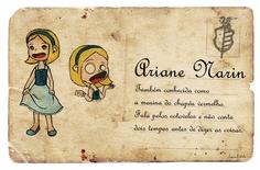 """Ariane Narin, por Iaina """"Luma Dreams"""""""