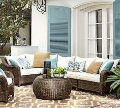 Affordable Patio Furniture & Affordable Furniture Sets | Pottery Barn