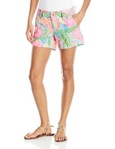 Lilly Pulitzer Women's Callahan Short >>> LEARN MORE @ http://www.cjbless.com/clothing/lilly-pulitzer-womens-callahan-short/?a=1001