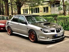 Subaru Impreza WRX STi: Photo