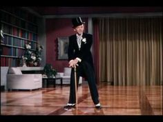 Fred Astaire is one of my favorite dancers of all time, and I think this number and the ceiling dance are good examples of why
