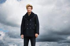 Men's Fashion: James Norton models the season's coats – in pictures