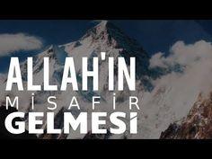 Allah'ın Misafir Gelmesi! (Güzel bir ders!) - YouTube Sufi, Allah, Calm, Artwork, Youtube, Instagram, Work Of Art, Auguste Rodin Artwork, Artworks
