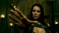 Kahlan in the condor - legend of the seeker