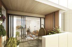 Rascacielos de madera en Australia http://ventacasasdemadera.com/2014/04/07/un-rascacielos-de-madera-en-australia/  #madrid #casademadera #madera #casaspersonalizadas #ventacasasdemadera