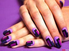 15 idee nail art effetto matt