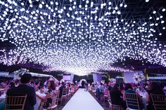 vintage glam flower field hall wedding at gardens by the bay