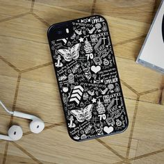 1D One Direction Tattoos 3 - iPhone 6 Case, iPhone 5S Case, iPhone 5C Case plus Samsung Galaxy S4 S5 S6 Edge Cases - Shadeyou - Personalized iPhone and Samsung Cases
