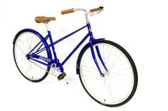 Womens Bikes | WINDSOR ESSEX | ESSEX | WOMEN'S CHROMOLY SINGLE SPEED w/ FENDERS | BikeShopWarehouse.com | The <b>Windsor Essex</b> is the perfect city bike for style, comfort, urban riding, and that classic feel.