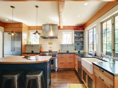Kitchen by J.A.S. Design-Build