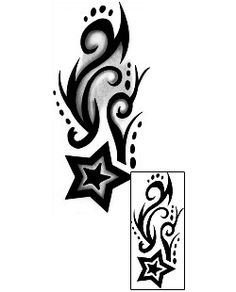 This Celestial tattoo design from our Astronomy tattoo category was created by Anibal. This tattoo design Includes a printable full size color reference, and exact matching stencil. More Artists trust Tattoo Johnny than any other brand. Star Tattoos, Mini Tattoos, New Tattoos, Tribal Tattoos, Shooting Star Tattoo, Shooting Stars, Tattoo Drawings, Pencil Drawings, Celestial Tattoo