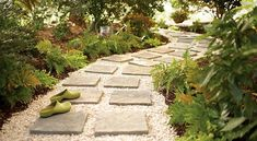 Follow the yellow brick road--or make your own path with paver stones. Click through for the how-to (no sparkly red shoes required, Dorothy).