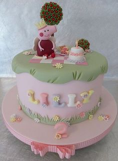 IDEAS: DECORACION PEPPA PIG