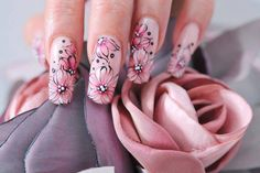 32  Beautiful Summer  Nails Ideas  Love the design and colors!
