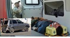 JORNAL O RESUMO: Dois acidentes deixam vários feridos nesta segunda...