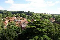 Stathern - View to the South from the roof of St Guthlac's Church © David Hudson