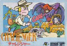 Emularoms: Challenger (BR) [ NES ]