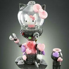 Glass Art A nice Hello Kitty Bong.   Weedist Community   Pinterest   Stoner, Cannabis and Stoner girl