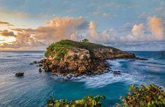 Playa Cerro Gordo, Vega Alta,  Puerto Rico