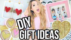 DIY Valentine's Day Gift Ideas + Room Decor!