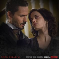 #Dreadfuls: The Demimonde is calling. The #PennyDreadful two episode season finale event begins TONIGHT at 9p ET/PT.
