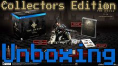 The Order 1886 Collectors Edition Unboxing | PS4 | KoN Unboxings
