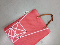 Bags made from recycled materials by 1332AT