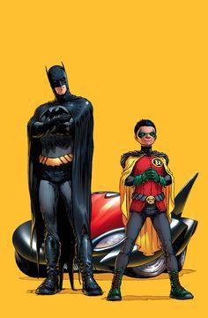 Batman and Robin by Grant Morrison