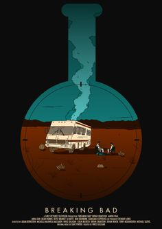 Another day, another awesome Breaking Bad poster.