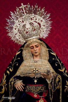 Imágenes Cofrades Fran Granado: Besamanos Virgen del Subterráneo 2015 #FranGranado...