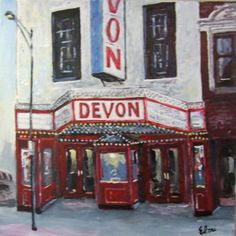 Devon Theatre, Chicago, IL Address: 6225 N. Broadway Year Built: 1915 Architect: Henry L. Newhouse