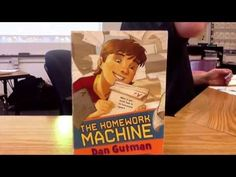 5th grade book talks