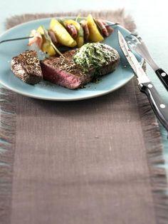 Frankfurter Steak Rezept - [ESSEN UND TRINKEN]