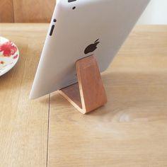 eu.Fab.com   Universal Tablet Stand Cherry