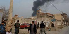 انفجار در جای دیدار طالبان و سربازان افغانستان