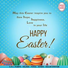 Easter is a festival and holiday celebrating the resurrection of Jesus from the dead. We wish everyone a very Happy Easter.