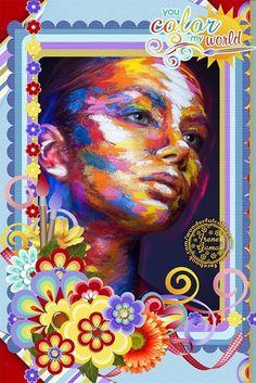 Wonderful Collages - Irene Gama - © DR. Tous les droits réservés.  AROUND  ART CREATIONS MANIPULATIONS COLLAGES  #montages  #creations  #art #manipulation #collages #assemblage
